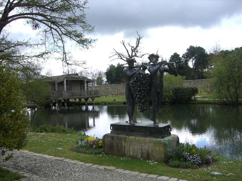 Caudalie Spa, Bordeaux, Greening Beauty c. Paige Donner