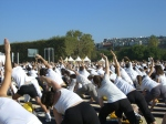 Paris For Peace And Yoga