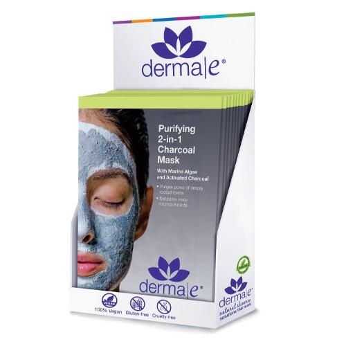 Derma e Charcoal Mask 510220-500x500